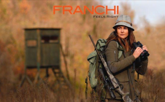 carabina bolt action franchi