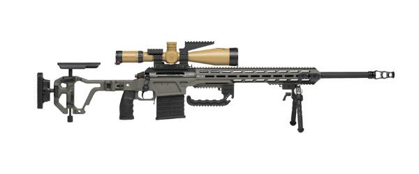 Carabina Victrix Scorpio V sniping militare